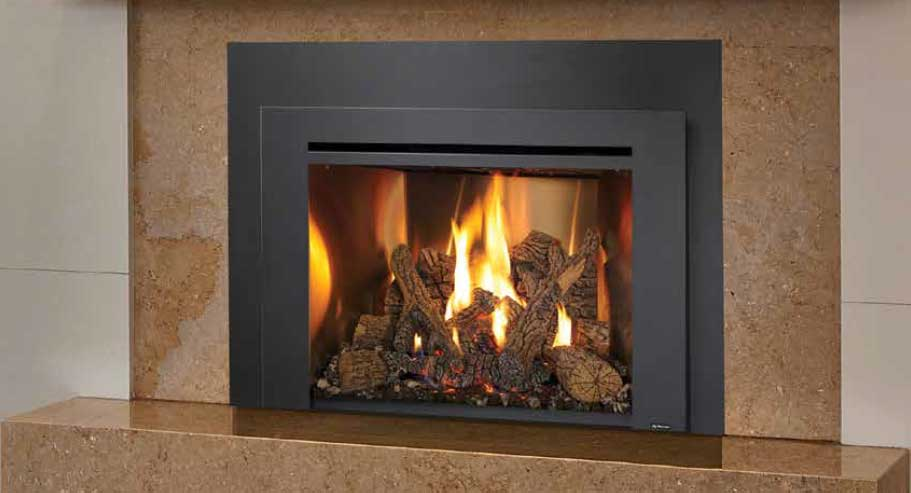 Fireplacex S Gas Inserts Allow You To Enjoy A Gorgeous Glowing Fire Without Losing Heat Out Of Your Chimney These Are Designed Transform